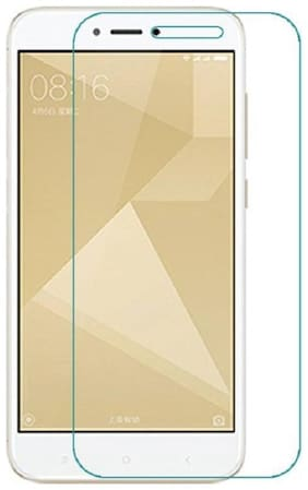 Mobality Tempered glass For Redmi 4