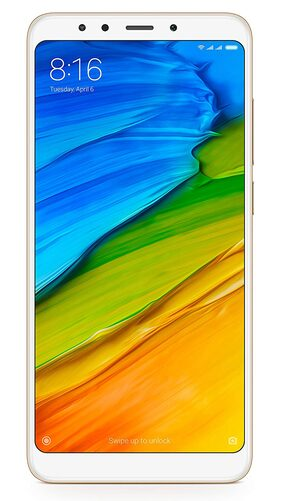 Redmi 5 32 GB (Gold)