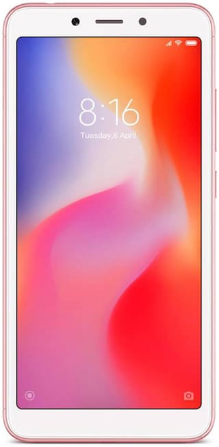 Redmi  6 3 GB 32 GB Rose Gold