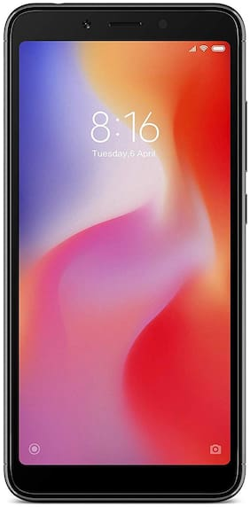 Redmi 6A 16 GB Black