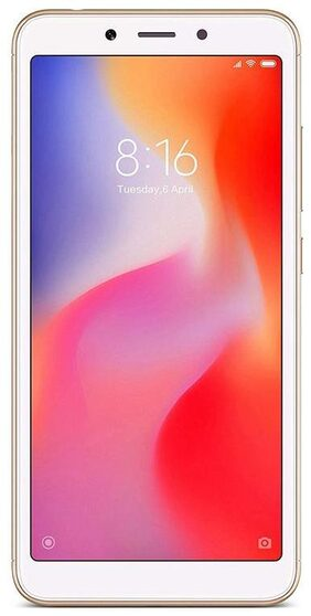 Redmi 6A 2 GB 32 GB Gold