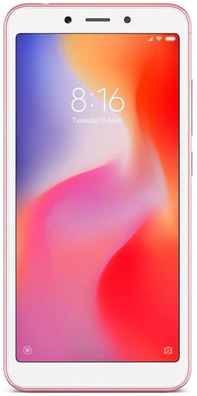 Redmi 6A 2 GB 16 GB Rose Gold