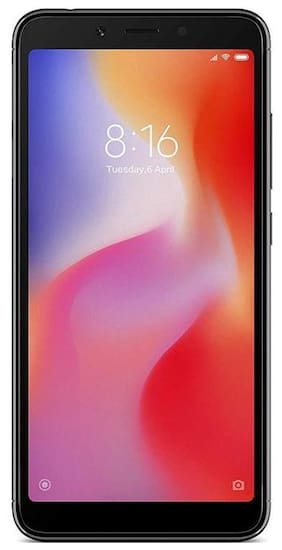 Redmi 6A 32 GB Black