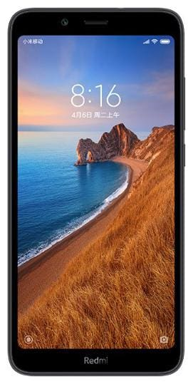 Redmi 7A 2 GB 32 GB Matte Blue