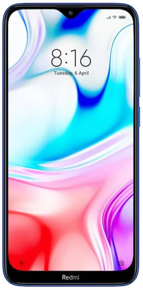 Redmi 8 4GB 64GB Blue