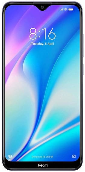 Redmi 8A Dual 3 GB 32 GB Midnight Grey
