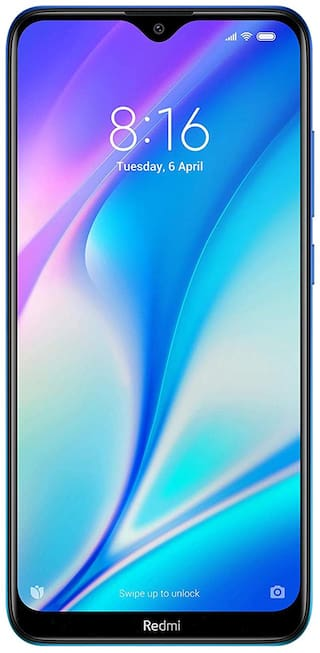 Redmi 8A Dual 3 GB 64 GB Sea Blue