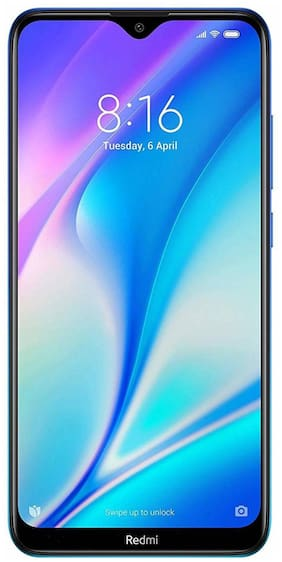 Redmi 8A Dual 2 GB 32 GB Sea Blue