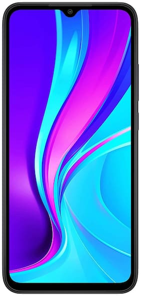 Redmi 9 4 GB 64 GB Carbon Black