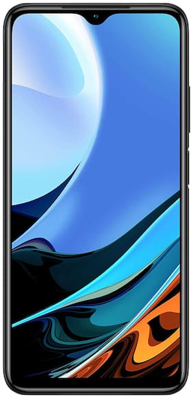 Redmi 9 Power 4 GB 128 GB Mighty Black