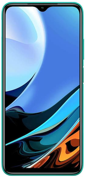 Redmi 9 Power 4 GB 128 GB Electric Green