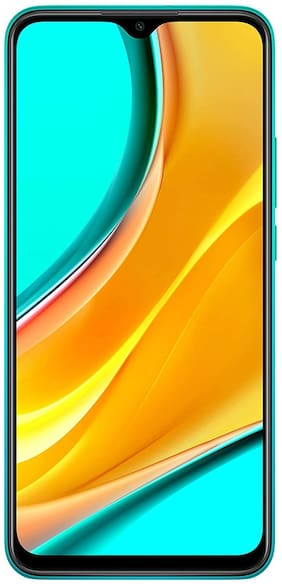 Redmi 9 Prime 4 GB 128 GB Mint Green