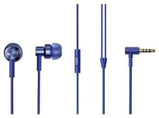 Redmi REDMI EARPHONES In-Ear Wired Headphone ( Blue )