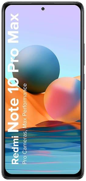 Redmi Note 10 Pro Max 6 GB 128 GB Dark Night