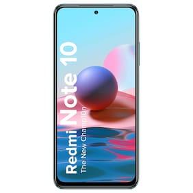 Redmi Note 10 4 GB 64 GB Aqua Green