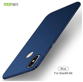 Redmi Note 5 Pro Blue Hard Matte Back Case Cover