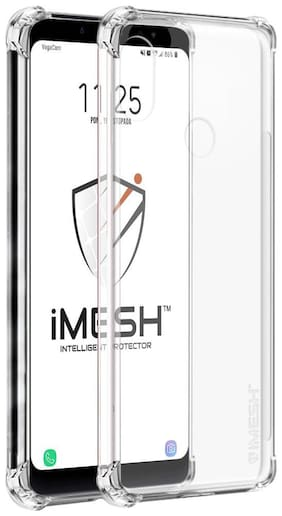 OFFERSONLY Silicone Back Cover For Mi Redmi Note 5 Pro ( Transparent )