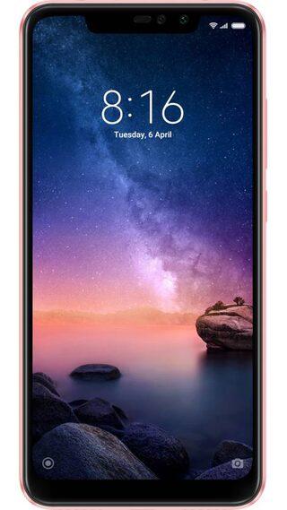 Redmi Note 6 Pro 4GB 64GB Rose Gold