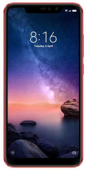 Redmi Note 6 Pro 6GB 64GB Red
