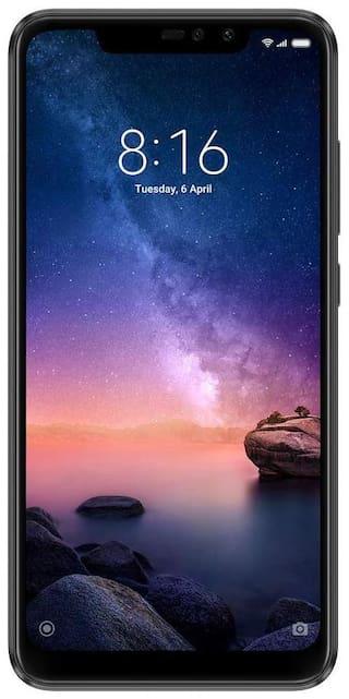 Redmi Note 6 Pro 4GB 64GB Black