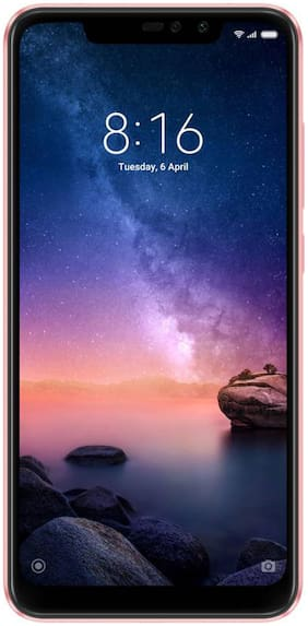 Redmi Note 6 Pro 4GB 64GB Rose Gold