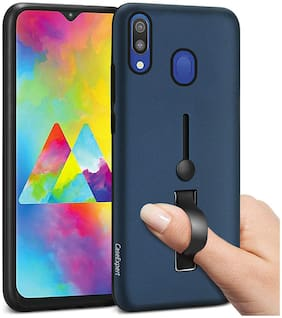 Accessories Kart Polycarbonate Back Cover For Xiaomi Redmi Note 6 Pro ( Blue )