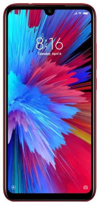 Redmi Note 7 4 GB 64 GB (Ruby Red)