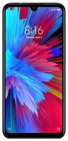 Redmi Note 7S 3 GB 32 GB Onxy Black