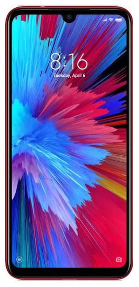 Redmi Note 7S 4 GB 64 GB Ruby Red