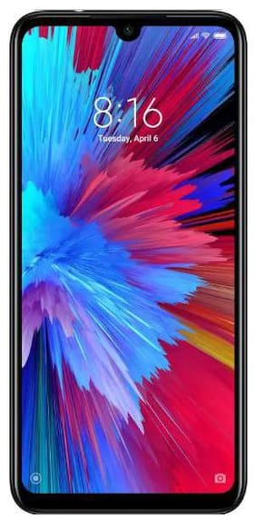 Redmi Note 7S 4GB 64GB Black