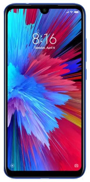 Redmi Note 7S 4GB 64GB Blue