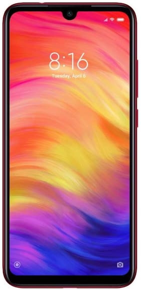Redmi Note 7 Pro 4 GB 64 GB Red