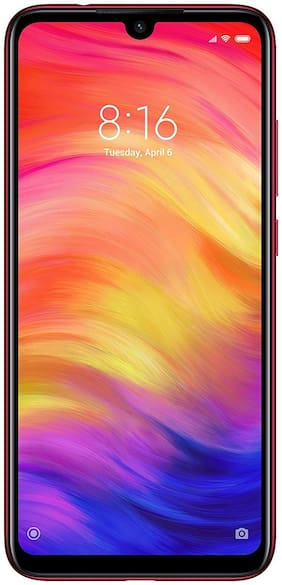 Redmi Note 7 Pro 6GB 128GB Red
