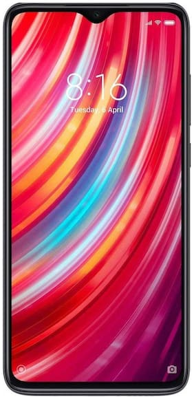 Redmi Note 8 Pro 6GB 128GB (Shadow Black)