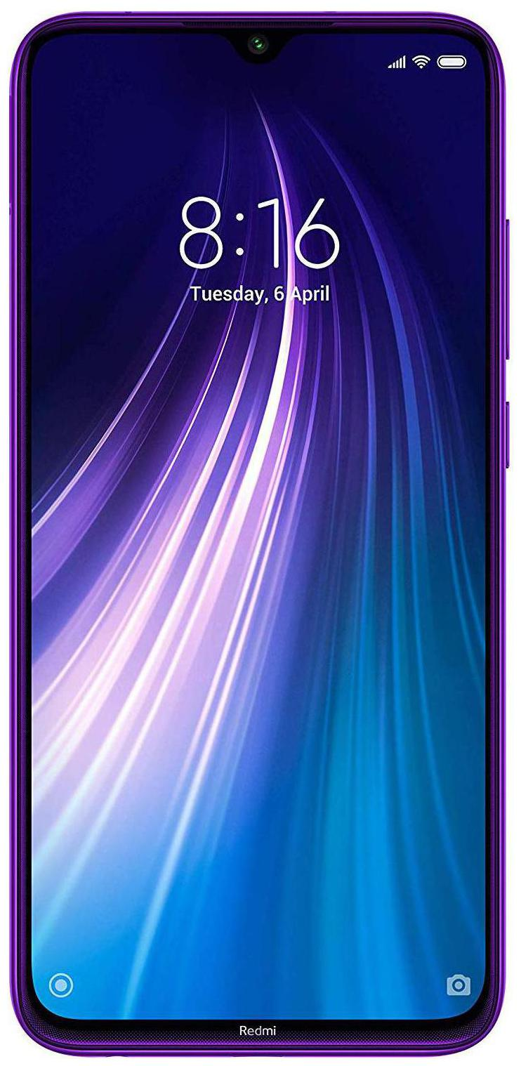 Redmi Note 8 4 GB RAM 64 GB Cosmic Purple
