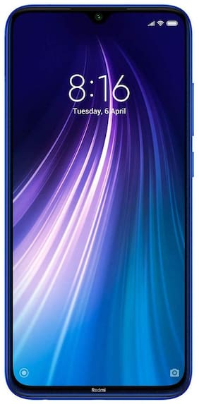Redmi Note 8 4 GB 64 GB  Blue