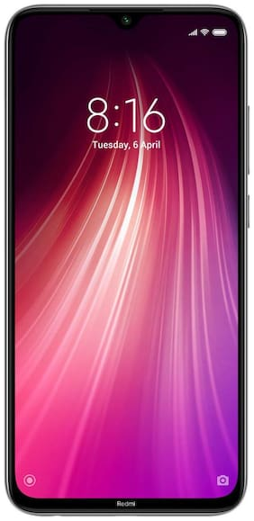 Redmi Note 8  6 GB 128 GB Moonlight White