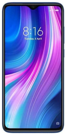 Redmi Note 8 Pro 8 GB RAM 128 GB  Electric Blue