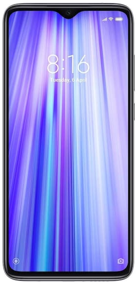 Redmi Note 8 Pro 6GB 128GB White