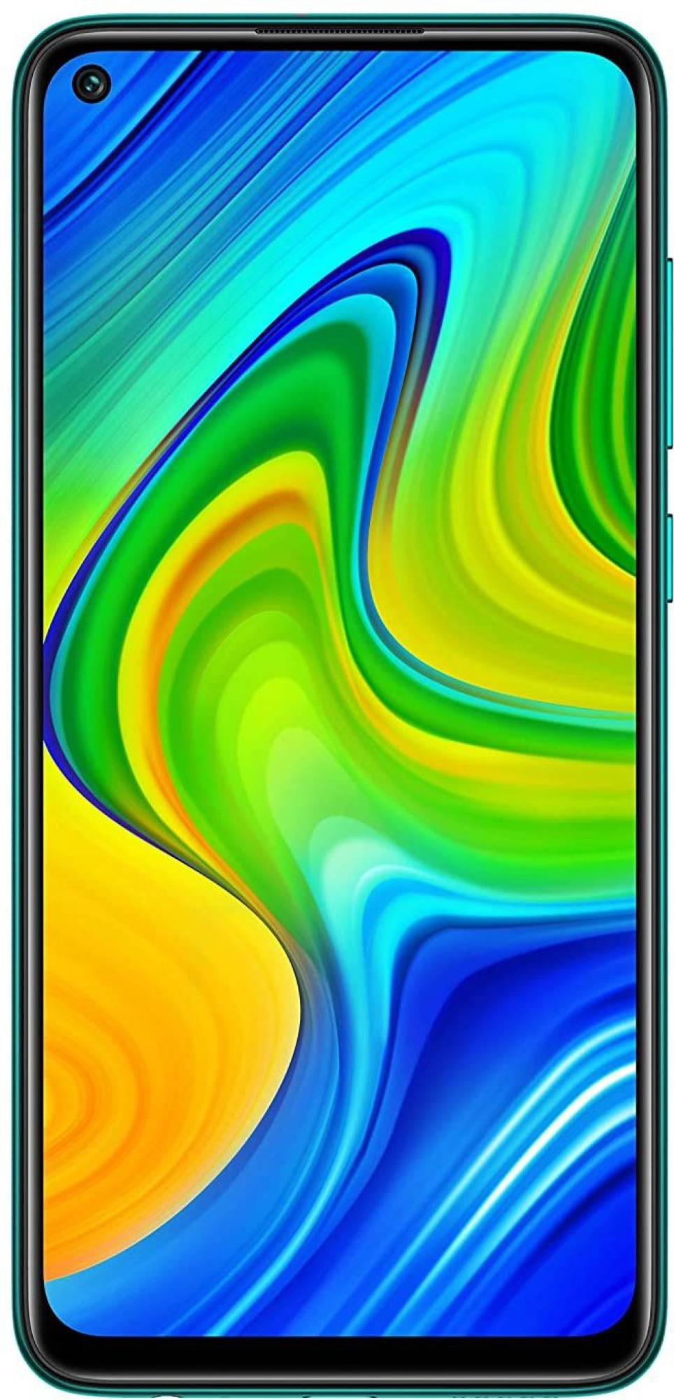 Redmi Note 9 4 GB 128 GB Aqua Green