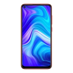 Redmi Note 9 6 GB 128 GB Scarlet Red