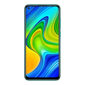 Redmi Note 9 6 GB 128 GB Aqua Green