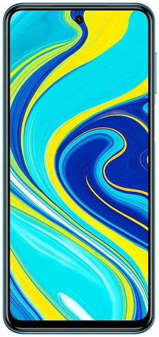 Redmi Note 9 pro 4 GB 128 GB Aurora Blue