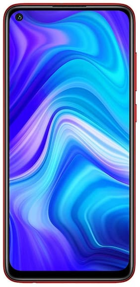 Redmi Note 9 4 GB 128 GB Scarlet Red