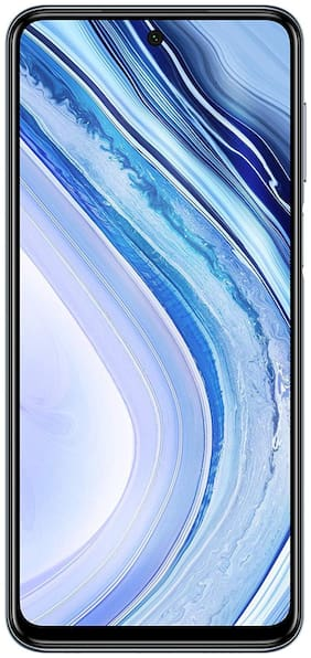 Redmi Note 9 Pro Max 6GB 64GB Interstellar Black