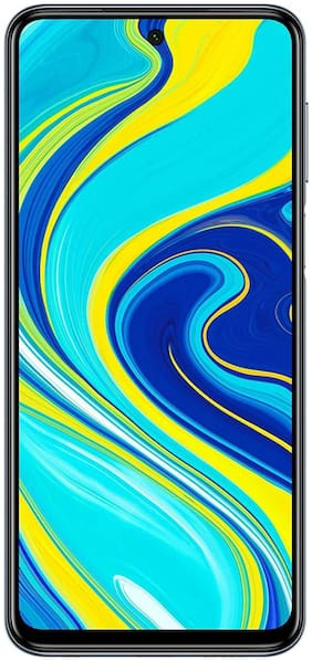 Redmi Note 9 Pro 4GB 64GB Interstellar Black