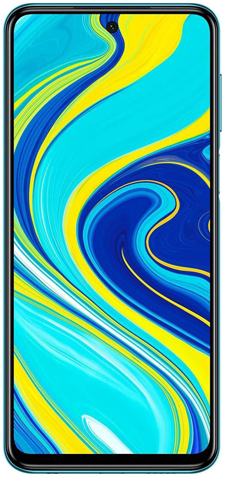 Redmi Note 9 Pro 4 GB 64 GB Aurora Blue