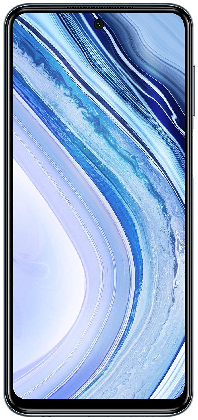 Redmi Note 9 Pro Max 6 GB 128 GB Interstellar Black