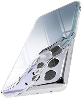 Samsung Galaxy S21 Ultra Polycarbonate Back Cover By Ringke ( Transparent )