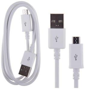 Rishtavia Usb cable - 0.5-1m , White